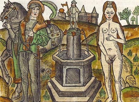 Mélusine, femme et fée à la fois